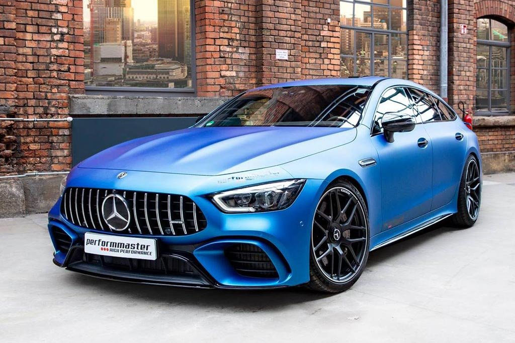 "Mercedes-AMG GT 63 S ""1 of 31″ от тюнинг ателье Performmaster"